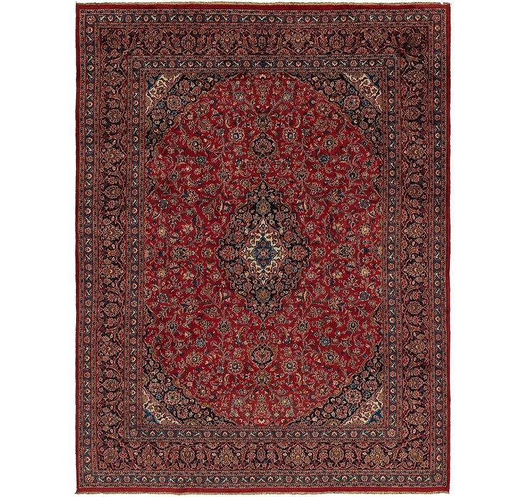 297cm x 395cm Mashad Persian Rug