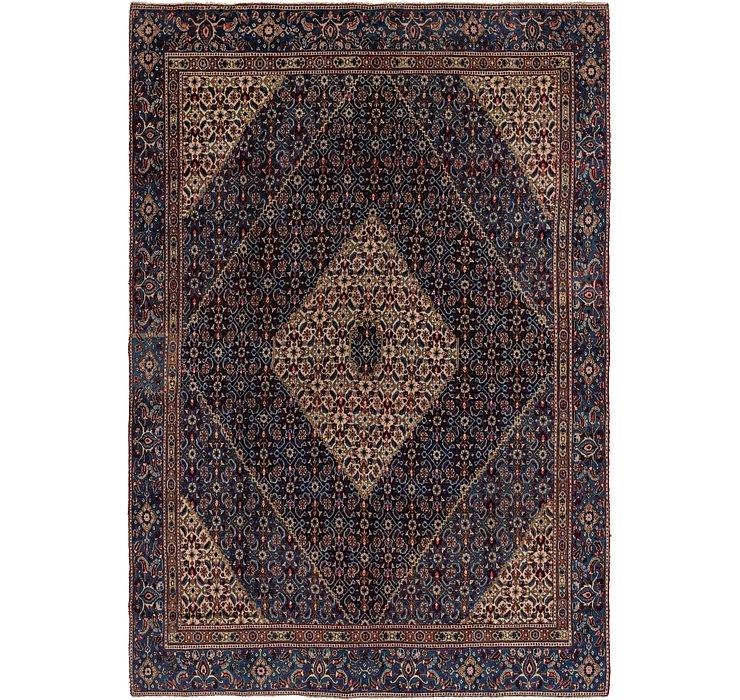 7' 5 x 11' Mood Persian Rug