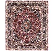 Link to 257cm x 292cm Mashad Persian Rug