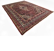 Link to 8' 10 x 11' 10 Hamedan Persian Rug