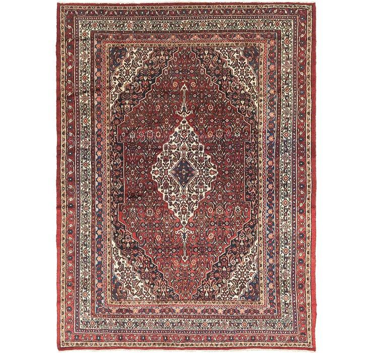 8' 10 x 11' 10 Hamedan Persian Rug