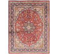 Link to 9' 10 x 13' Farahan Persian Rug