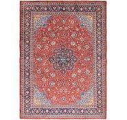 Link to 9' 9 x 13' Sarough Persian Rug
