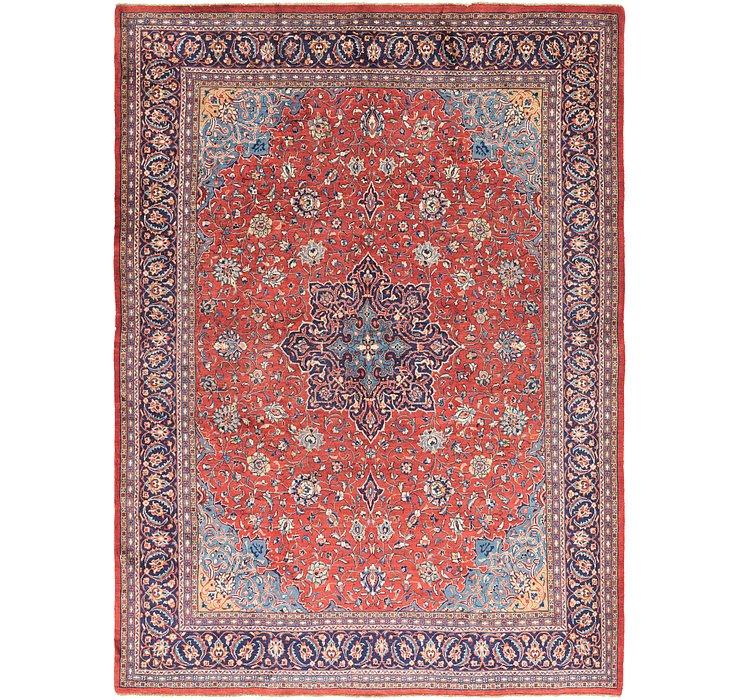 297cm x 395cm Sarough Persian Rug