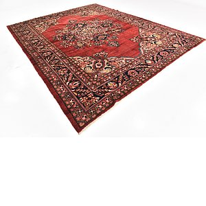 9' 4 x 12' 2 Liliyan Persian Rug