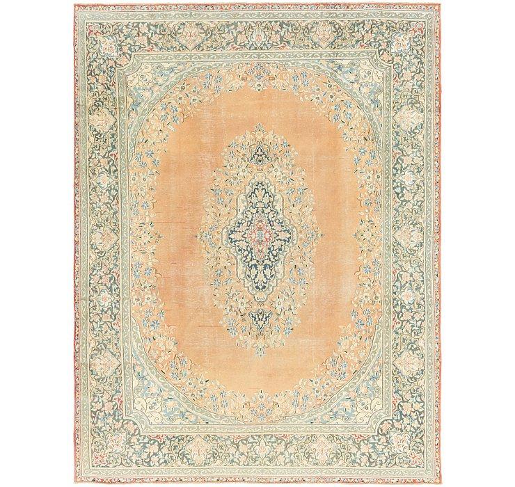 9' 7 x 12' 6 Kerman Persian Rug