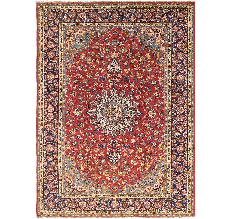 9' 10 x 13' 8 Isfahan Persian Rug