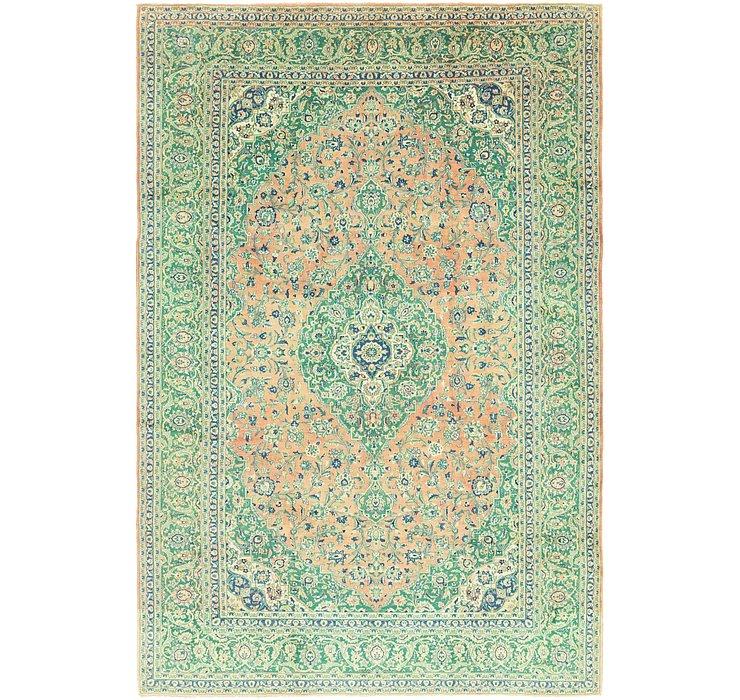 10' 3 x 14' 9 Mashad Persian Rug