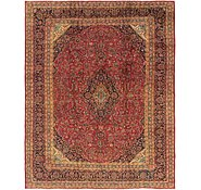 Link to 9' 9 x 12' 3 Kashan Persian Rug