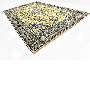 10' 6 x 17' Hamedan Persian Rug