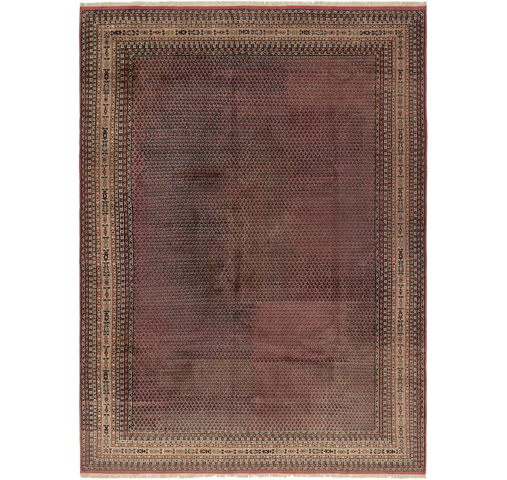 HandKnotted 10' x 13' 10 Mir Rug