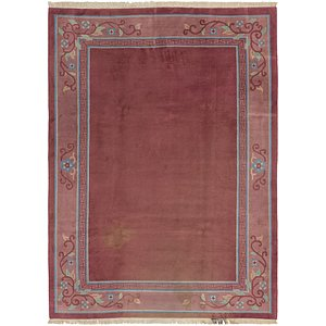 HandKnotted 8' 5 x 11' 5 Nepal Rug