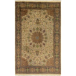 Link to 9' x 14' 8 Tabriz Oriental Rug item page