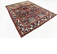 Link to 225cm x 300cm Bakhtiar Persian Rug