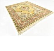 Link to 8' 2 x 10' 3 Tabriz Oriental Rug