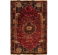 Link to 5' 9 x 8' 10 Ghashghaei Persian Rug