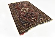 Link to 5' 6 x 8' 7 Shiraz Persian Rug
