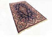 Link to 4' 10 x 8' 4 Yazd Persian Rug