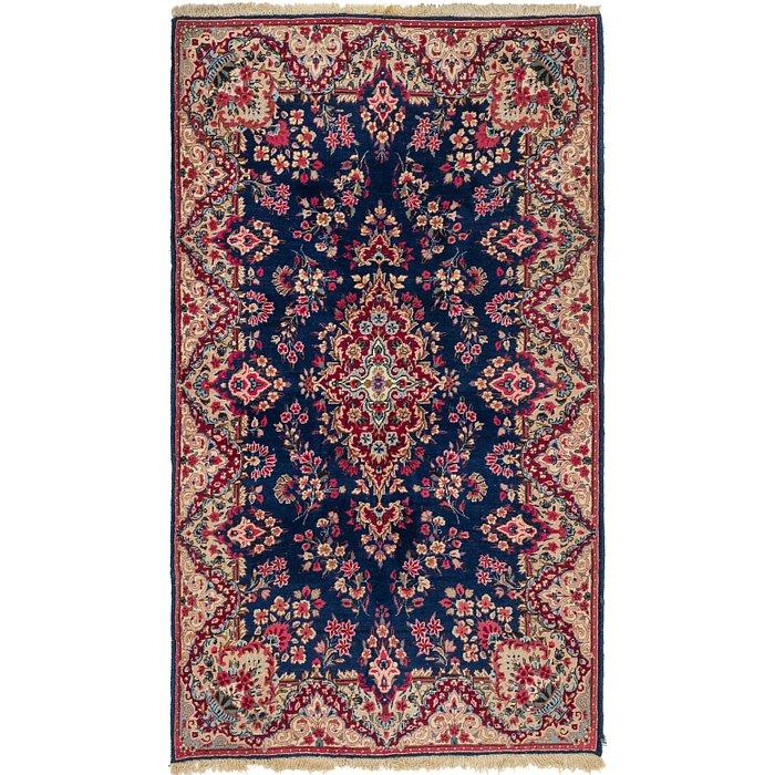 4' 10 x 8' 4 Yazd Persian Rug