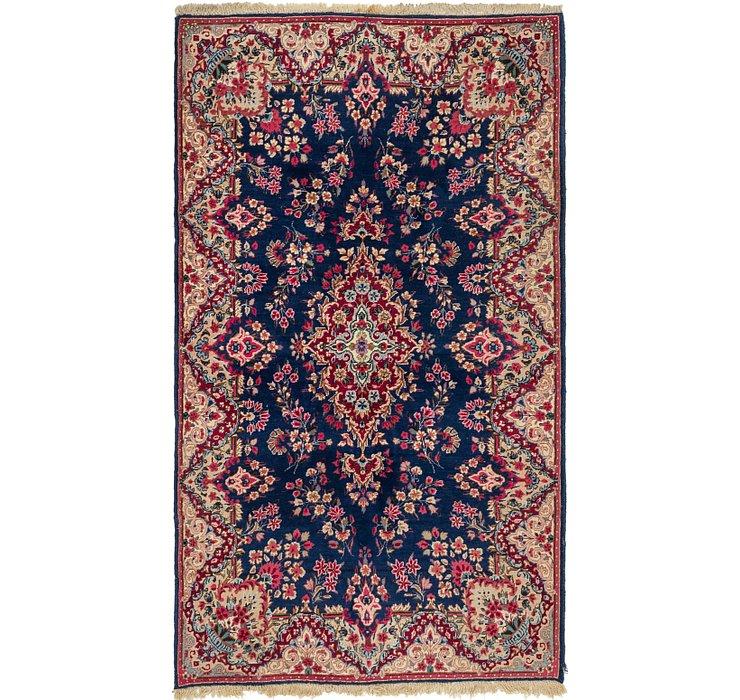 147cm x 255cm Yazd Persian Rug