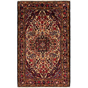 HandKnotted 5' 3 x 8' 7 Bakhtiar Persian Rug