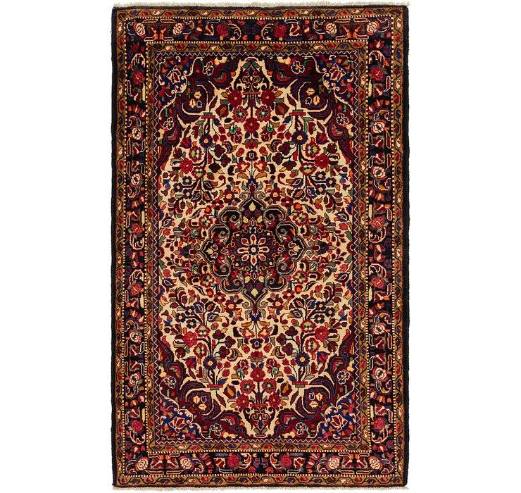 5' 3 x 8' 7 Bakhtiar Persian Rug