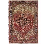 Link to 230cm x 330cm Heriz Persian Rug