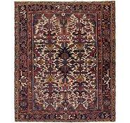 Link to 6' 9 x 8' 5 Heriz Persian Rug