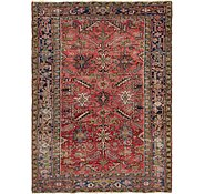 Link to 6' 3 x 8' 6 Heriz Persian Rug