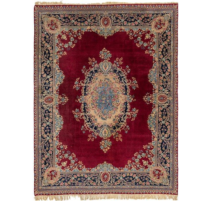 9' 10 x 13' 4 Kerman Persian Rug