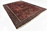 Link to 9' x 12' 6 Heriz Persian Rug