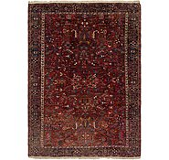 Link to 9' x 12' 6 Heriz Persian Rug