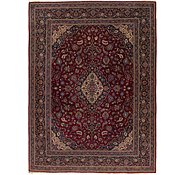 Link to 8' 10 x 11' 9 Kashan Persian Rug