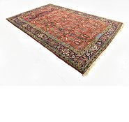 Link to 6' 3 x 9' 8 Heriz Persian Rug