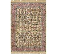 Link to 183cm x 275cm Kerman Persian Rug