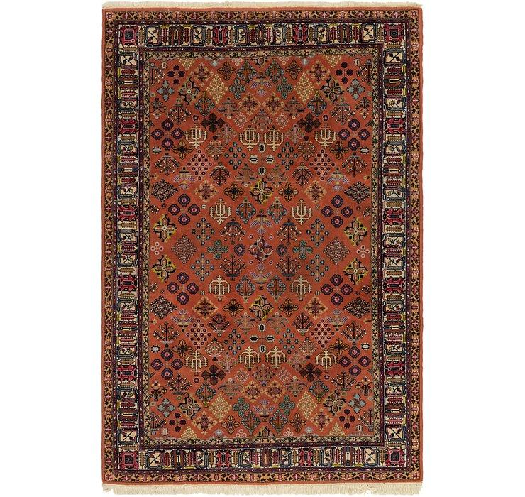 6' 6 x 9' 9 Maymeh Persian Rug
