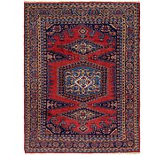 Link to 7' 7 x 10' 4 Viss Persian Rug