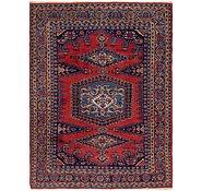 Link to 7' 7 x 10' 4 Viss Persian Rug