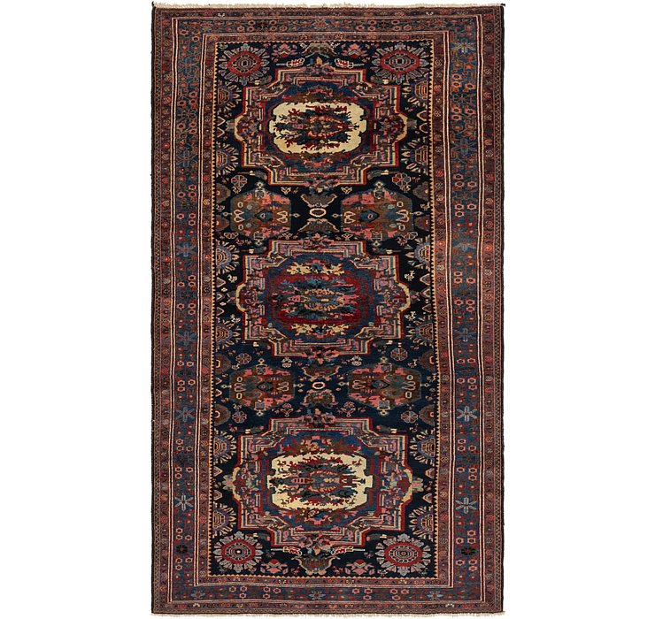 5' x 9' 4 Bakhtiar Persian Runner...