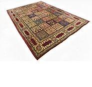 Link to 7' 2 x 10' 4 Sarough Persian Rug