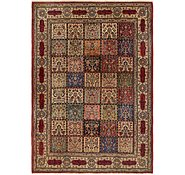 Link to 218cm x 315cm Sarough Persian Rug