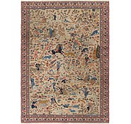 Link to 7' 5 x 10' 8 Isfahan Persian Rug