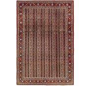 Link to 7' 5 x 11' Tabriz Persian Rug
