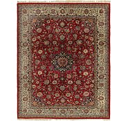 Link to 8' 10 x 11' 8 Sarough Persian Rug