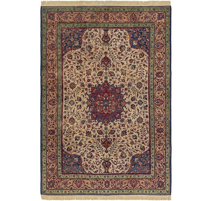 7' 5 x 10' 10 Tabriz Persian Rug