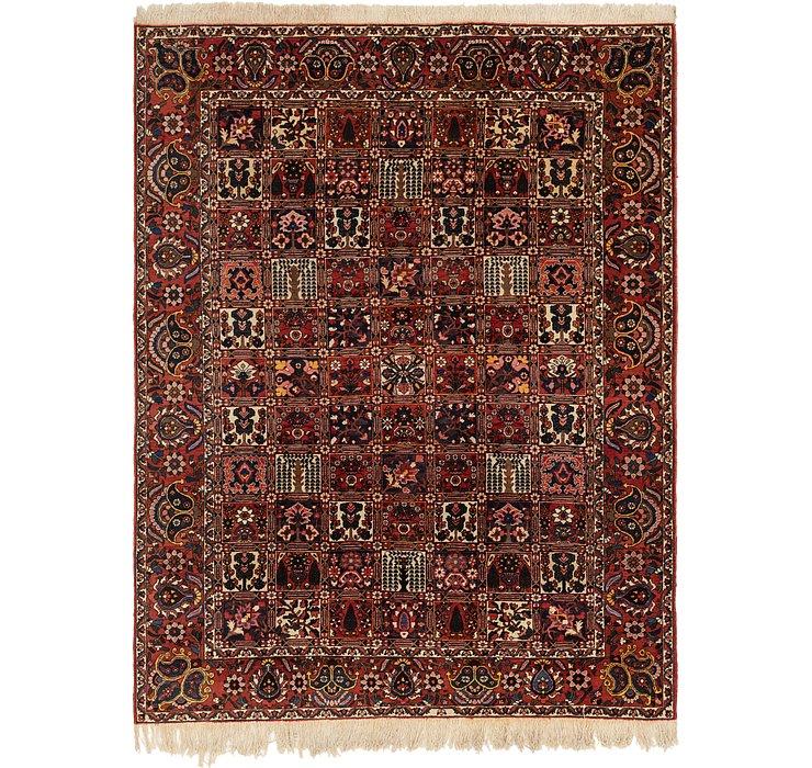 8' 8 x 11' 6 Bakhtiar Persian Rug