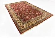 Link to 218cm x 340cm Sarough Persian Rug