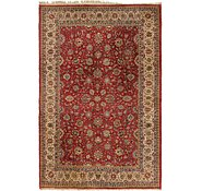 Link to 218cm x 340cm Sarough Persian Rug