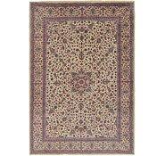 Link to 8' 2 x 11' 9 Kerman Persian Rug