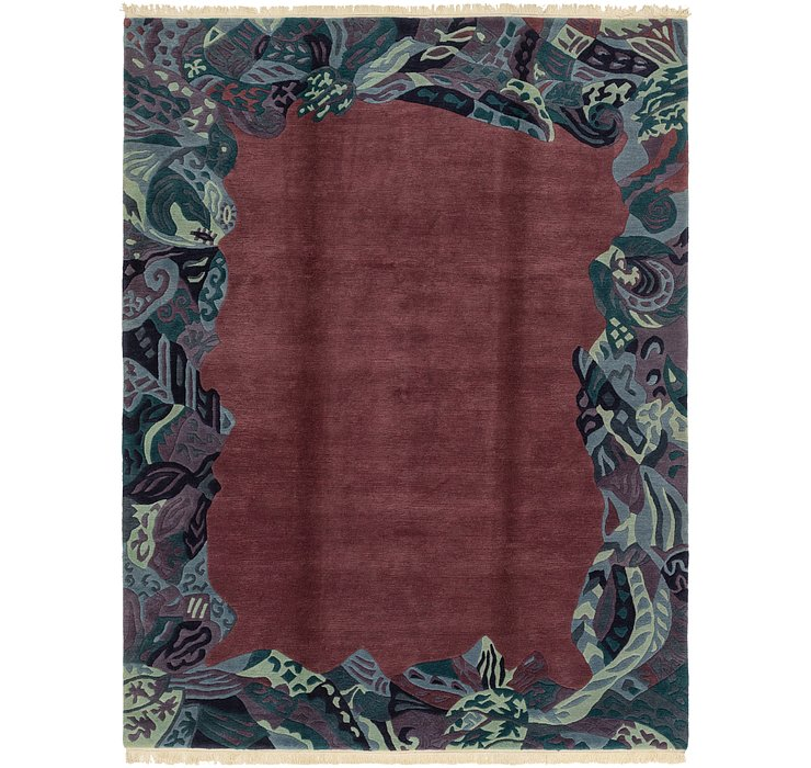 HandKnotted 8' 2 x 11' Nepal Rug